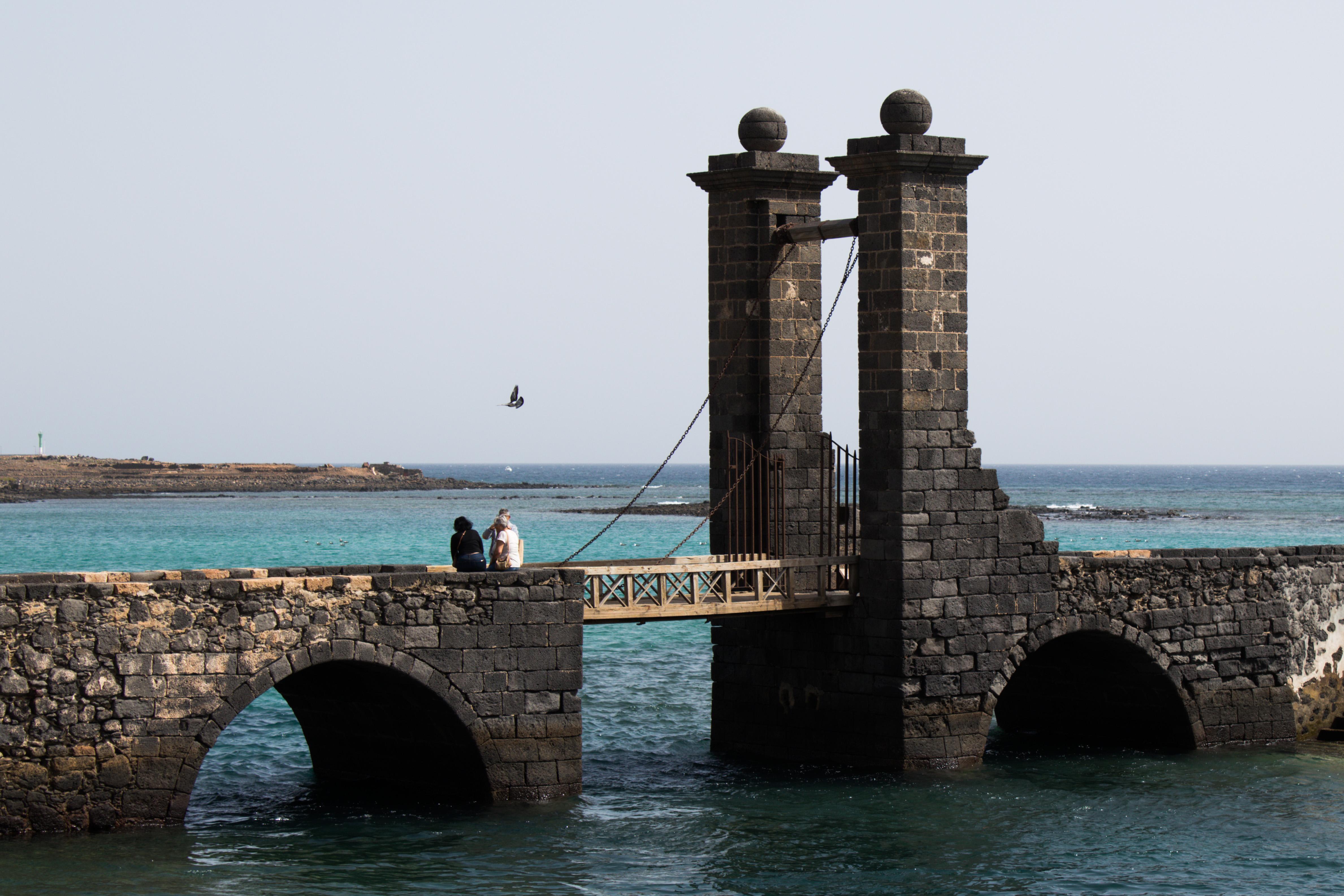 Gateway to Arrecife