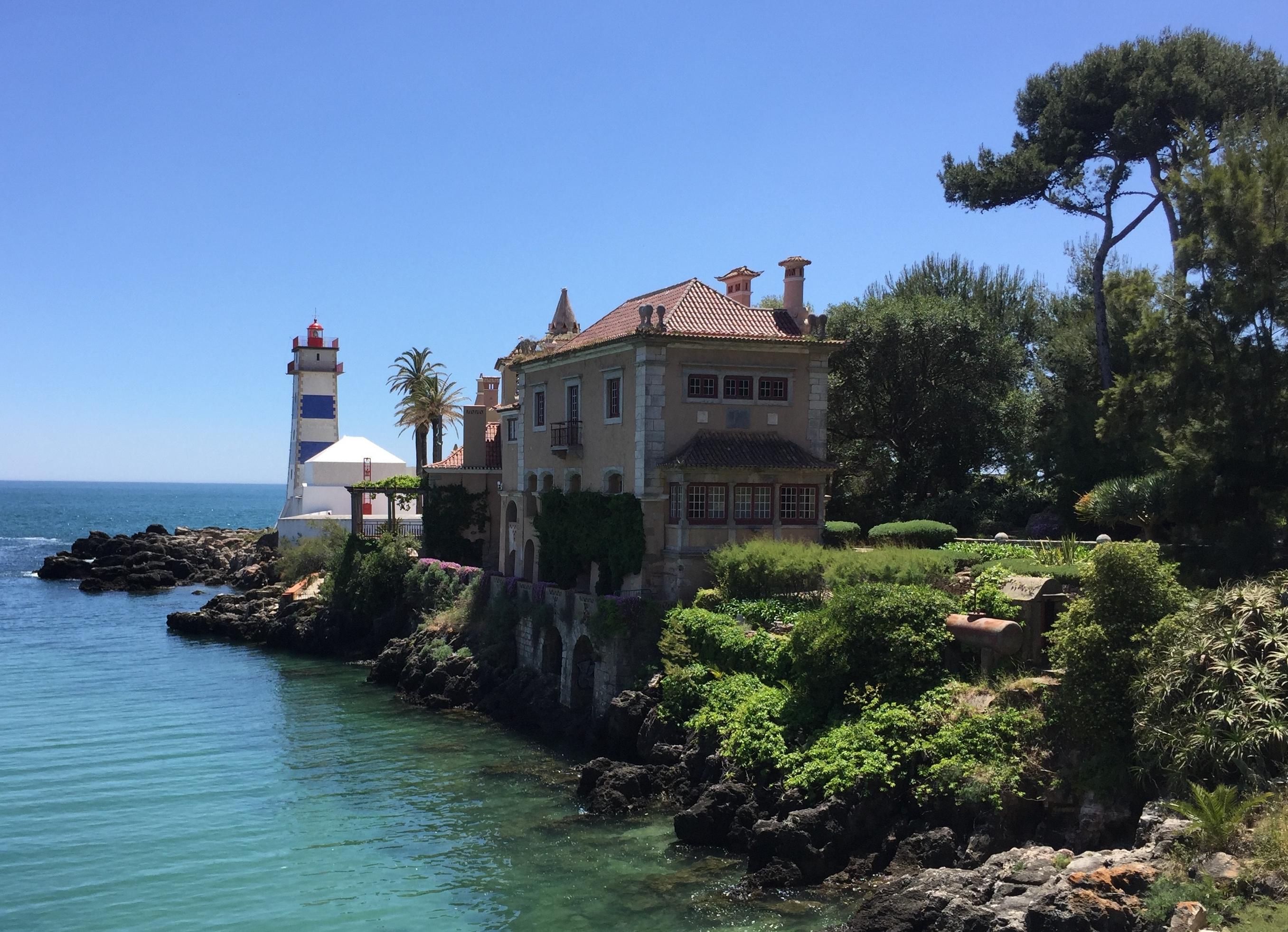 The Lighthouse at Cascais