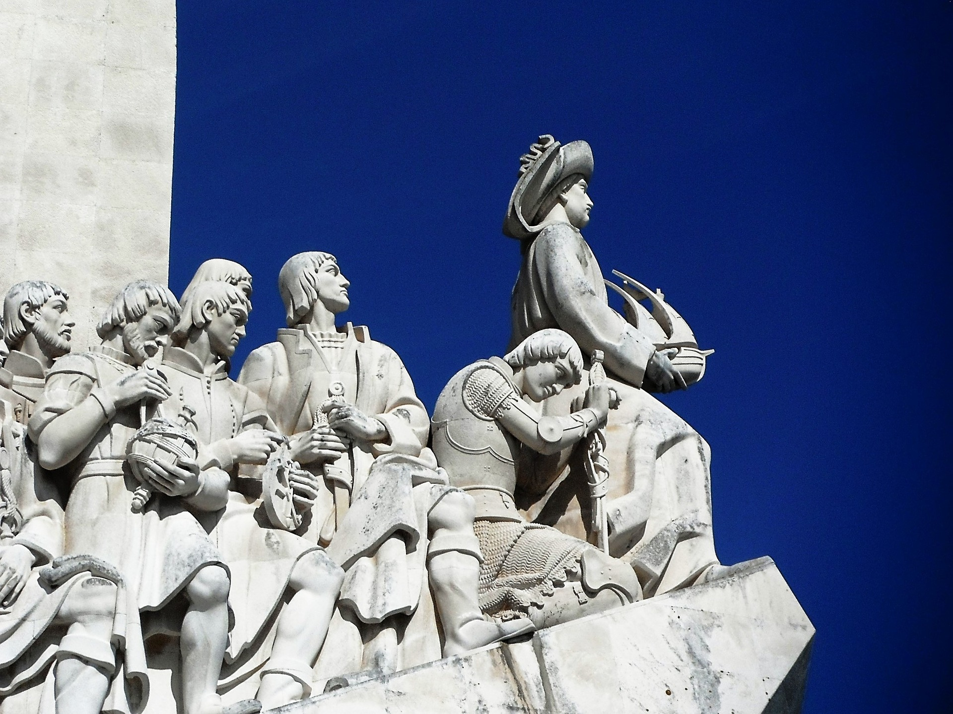 Padrao Dos Descobrimentos, Lisbon
