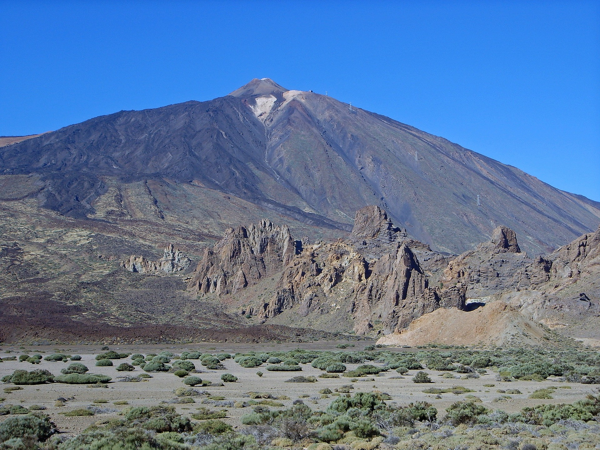 Teide National Park - one of the things you should definitely know about Tenerife.