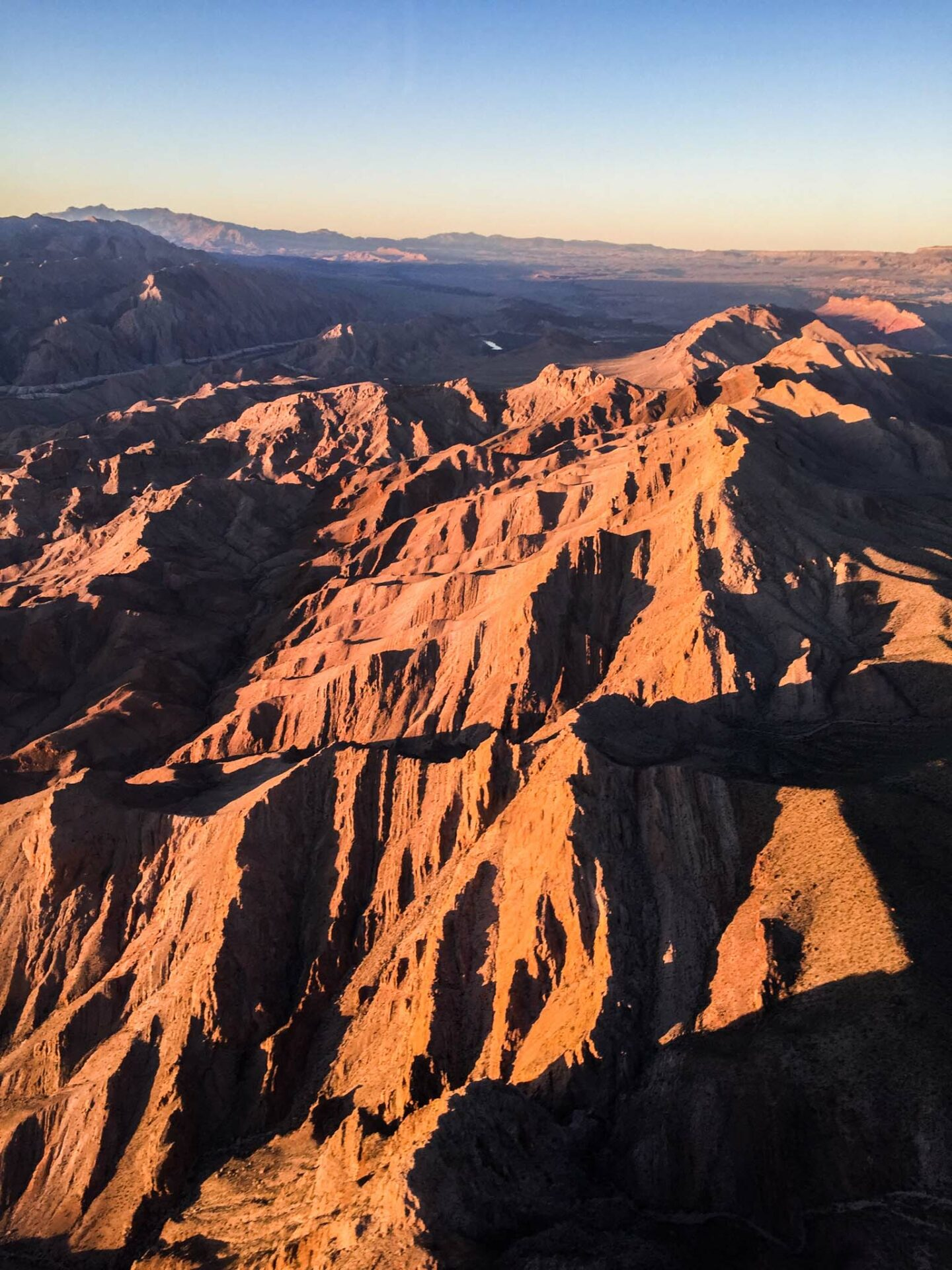 It's just a short drive from Las Vegas to parts of the Grand Canyon. You can take a Helicopter ride for the best views.